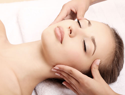 Facial rejuvenation therapy for stress in the workplace